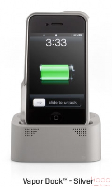 Док-станция Elementcase Vapor Dock для iPhone 4/4S Белый