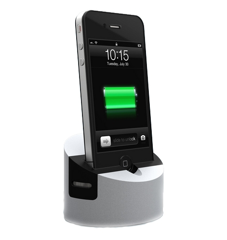 Док-станция Henge Docks Gravitas c 30-pin разъемом для iPhone/iPod Touch/iPad(HDA01GRV-TAS)