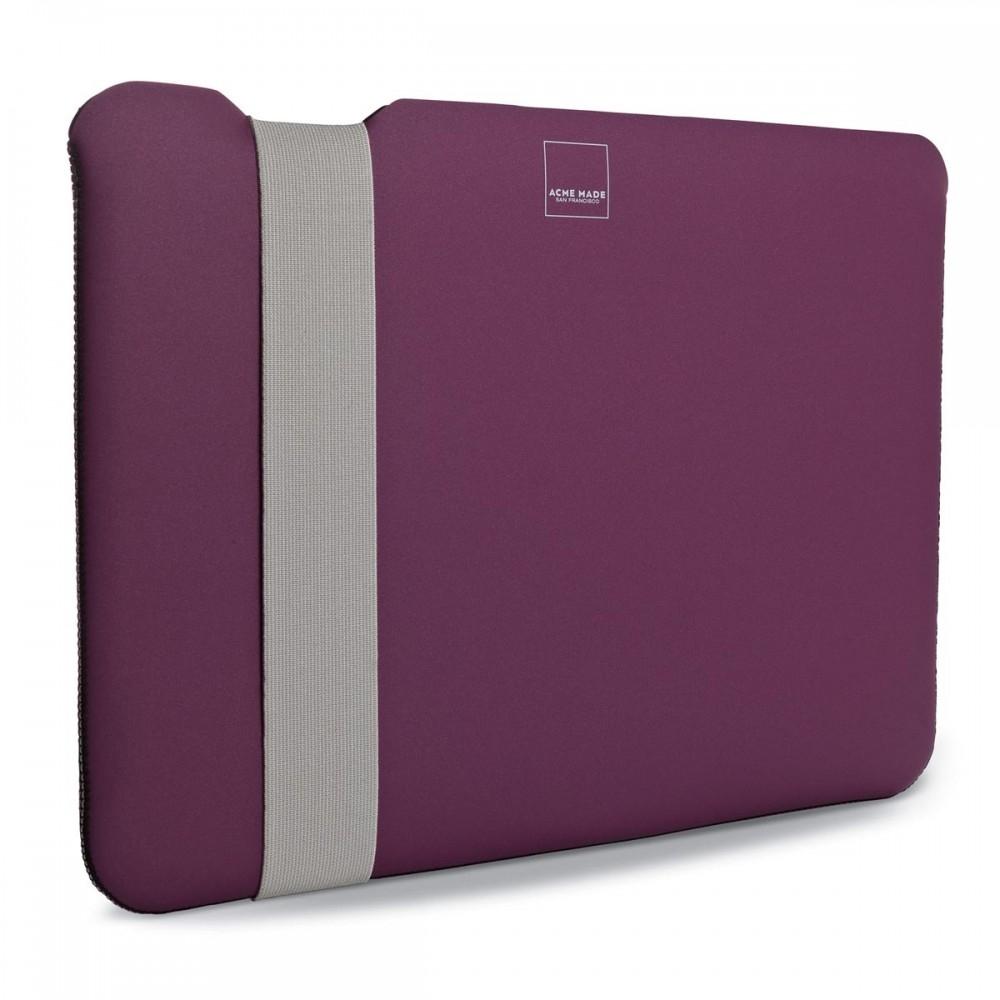 acme made Чехол Acme Made Skinny Sleeve для MacBook Pro Retina 13 / Air 13 Фиолетовый