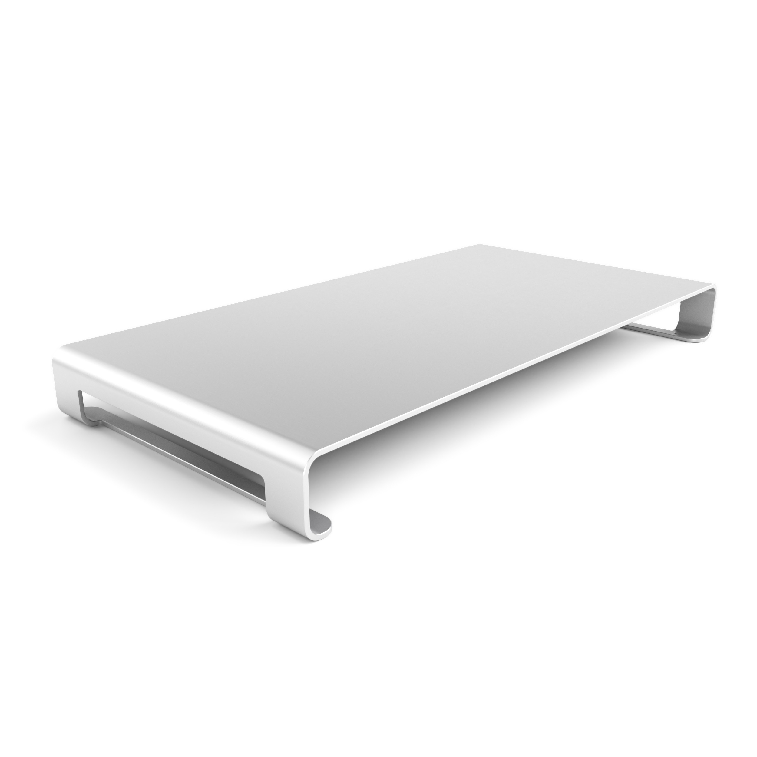 Алюминиевая подставка для монитора Satechi Aluminum Monitor Stand (B019PJOHKA) Серебристый