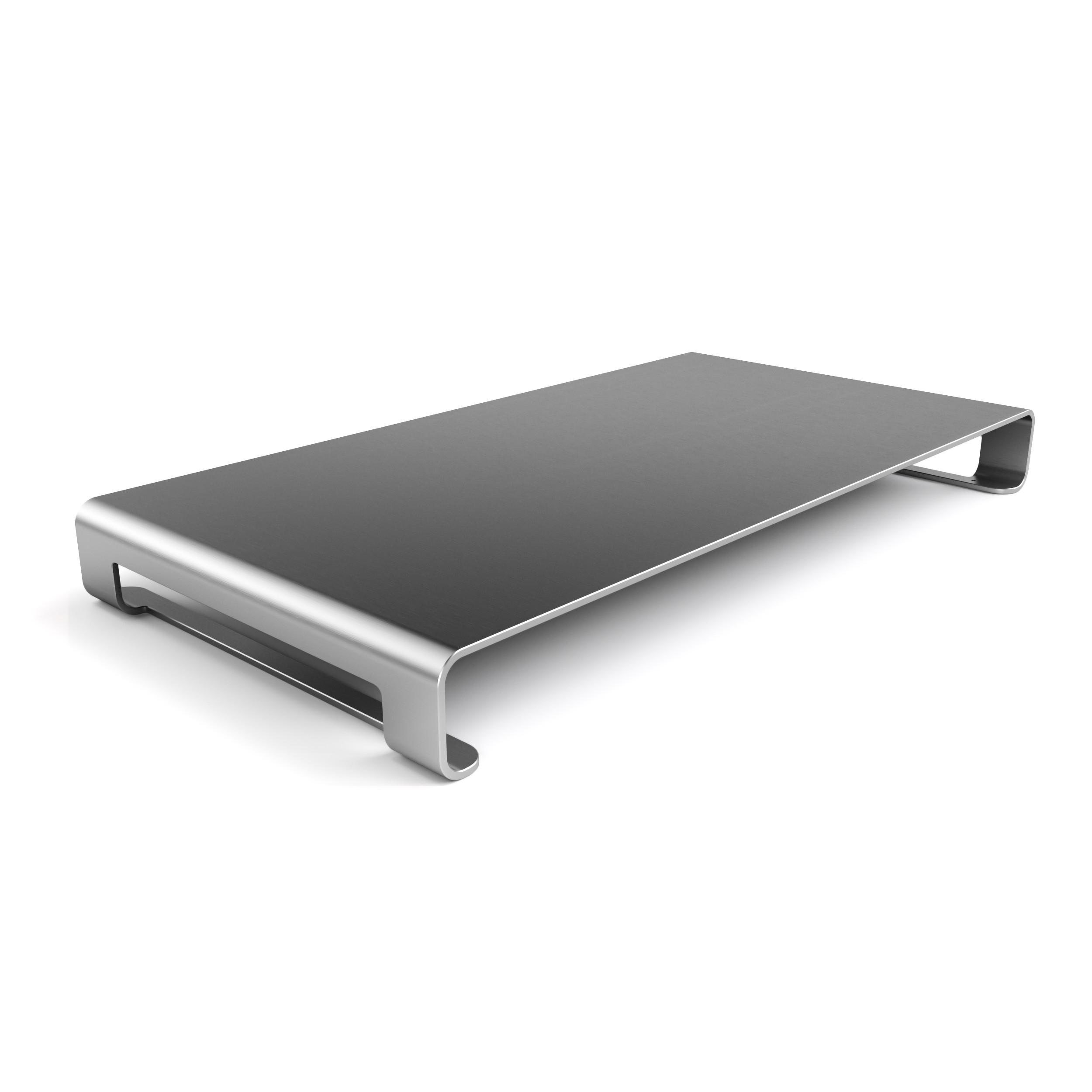 Алюминиевая подставка для монитора Satechi Серый