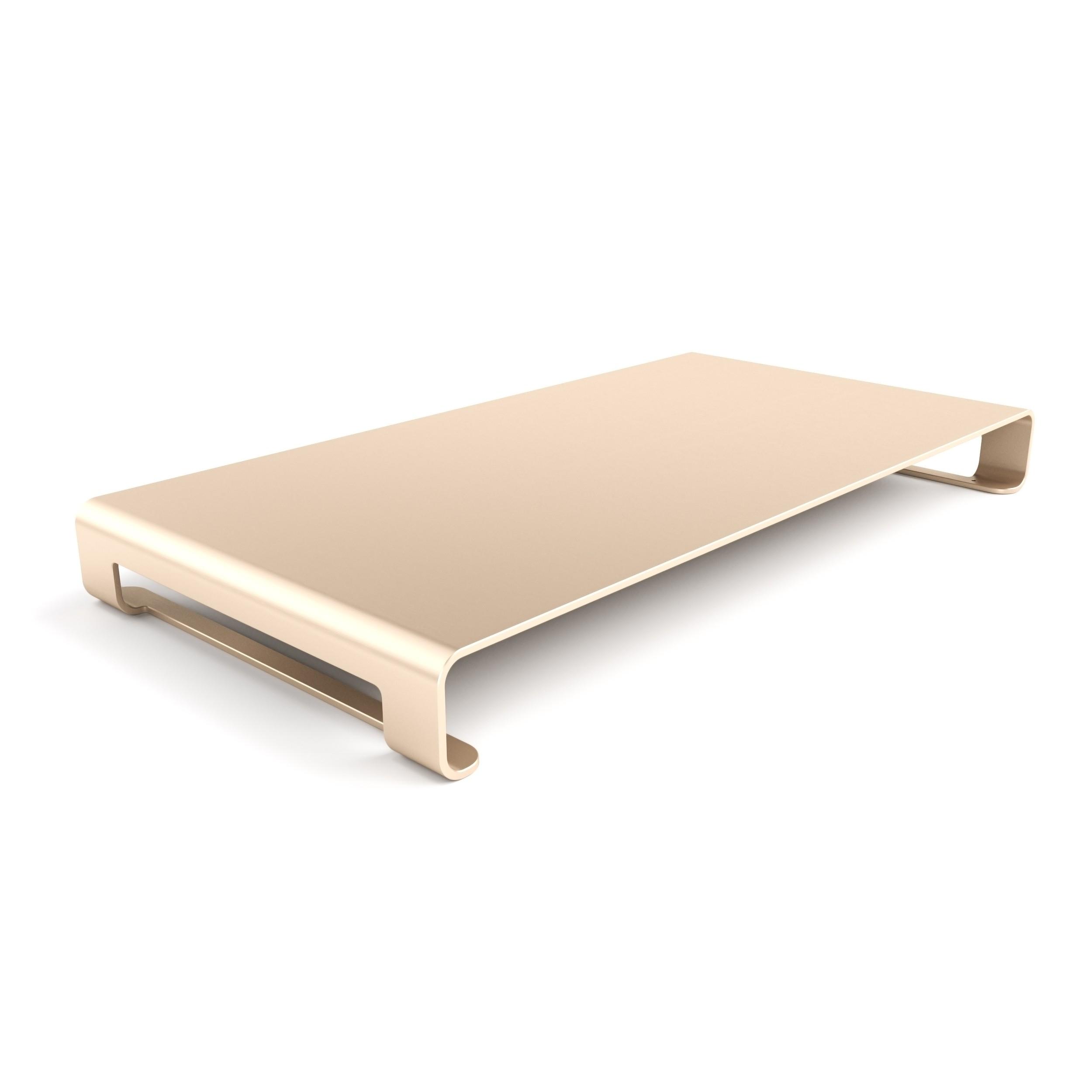 Алюминиевая подставка для монитора Satechi Золотой