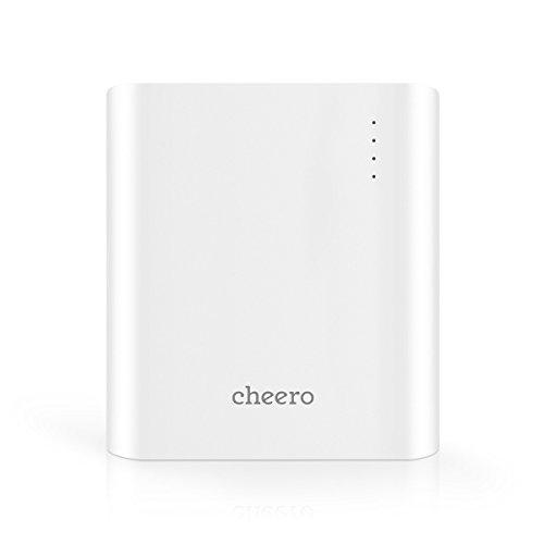 Внешний аккумулятор Cheero Power Plus 3 13400mAh (батареи Panasonic)