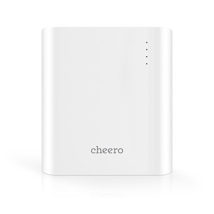 Внешний аккумулятор Cheero Power Plus 3 20100mAh (батареи Panasonic) для MacBook 12