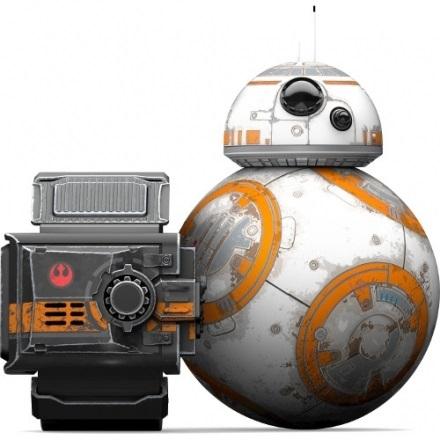 Sphero BB-8 Star Wars Droid - робот-игрушка + браслет Force Band
