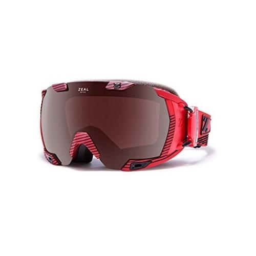 Горнолыжная маска - Zeal Optics Z3 GPS красный