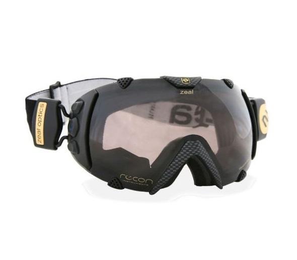 Горнолыжная маска Zeal Optics Recon-Zeal Transcend GPS (SPX)