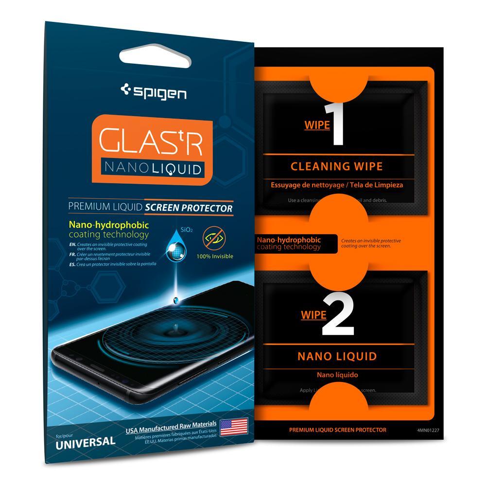 Жидкое стекло для смартфона Spigen GLAS.tR Nano Liquid (000GL21813)