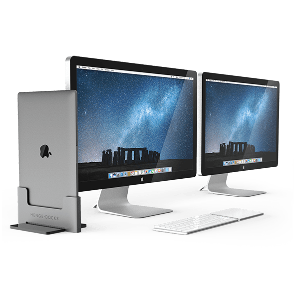 henge docks Док-станция Henge Docks Vertical Docking Station for the MacBook Pro - 13-inch With Touch Bar (HD05VA13MBP)