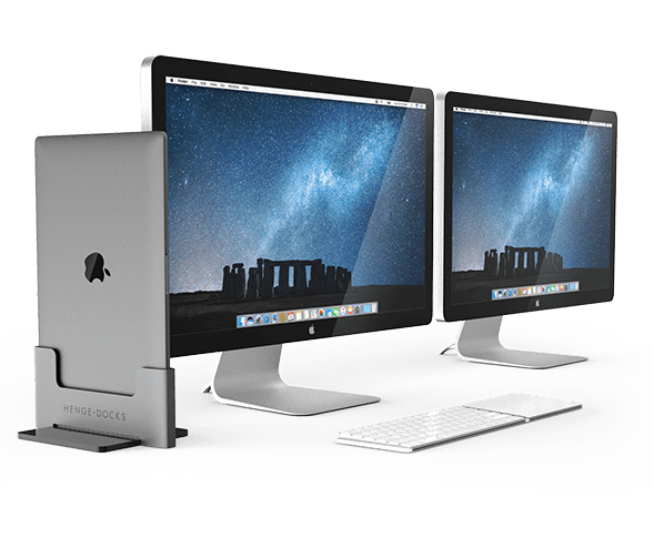 Док-станция Henge Docks Vertical Docking Station for the MacBook Pro - 13-inch Without Touch Bar (HD05VB13MBP)
