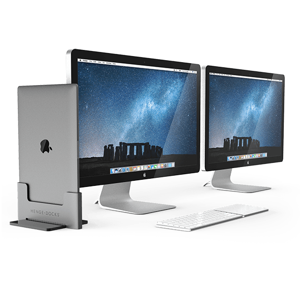 henge docks Док-станция Henge Docks Vertical Docking Station for the MacBook Pro - 13-inch Without Touch Bar (HD05VB13MBP)