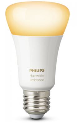 Умная лампа Philips Hue White Ambiance E27
