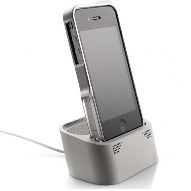 Док-станция Elementcase Vapor Dock для iPhone 4/4S