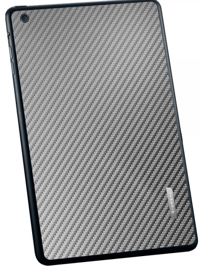 Защитная наклейка SGP Skin Guard для iPad mini Серый карбон