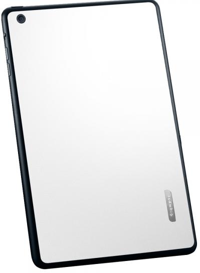 Защитная наклейка SGP Skin Guard для iPad mini Белый